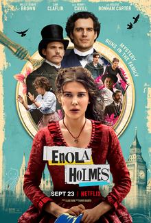 Enola Holmes: Best Movie of 2020