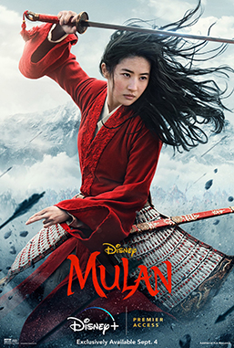 Mulan: Old Disney Movie Made New for Today