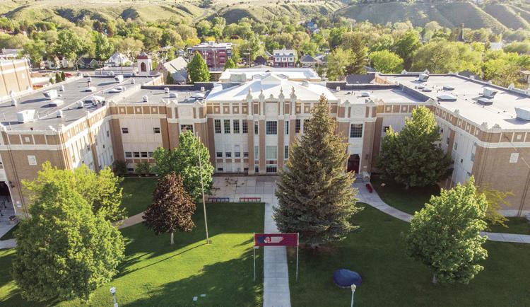 Haunting of Pocatello High School