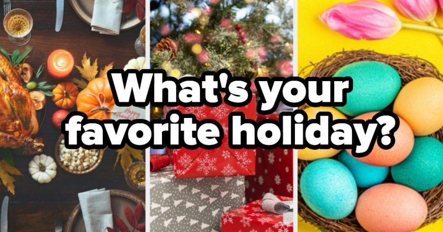 What's Your Favorite Holiday?