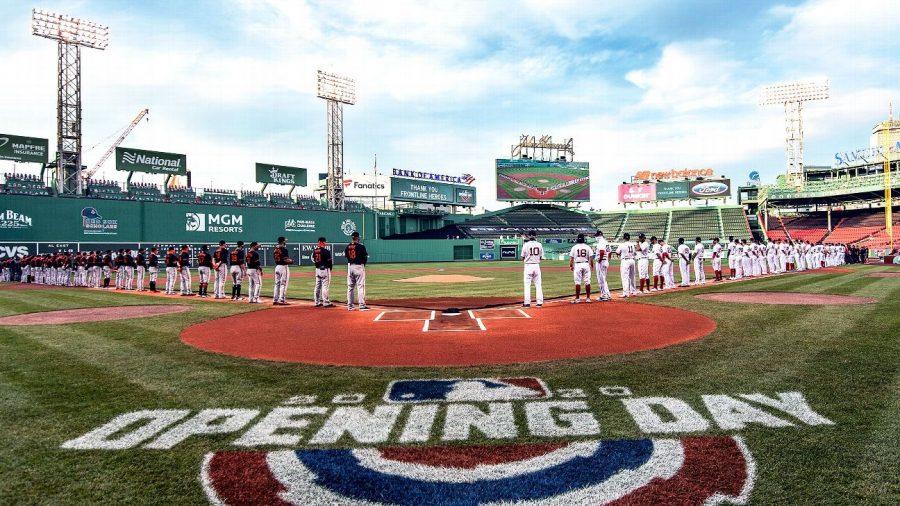 Baseball Season Has Started!!